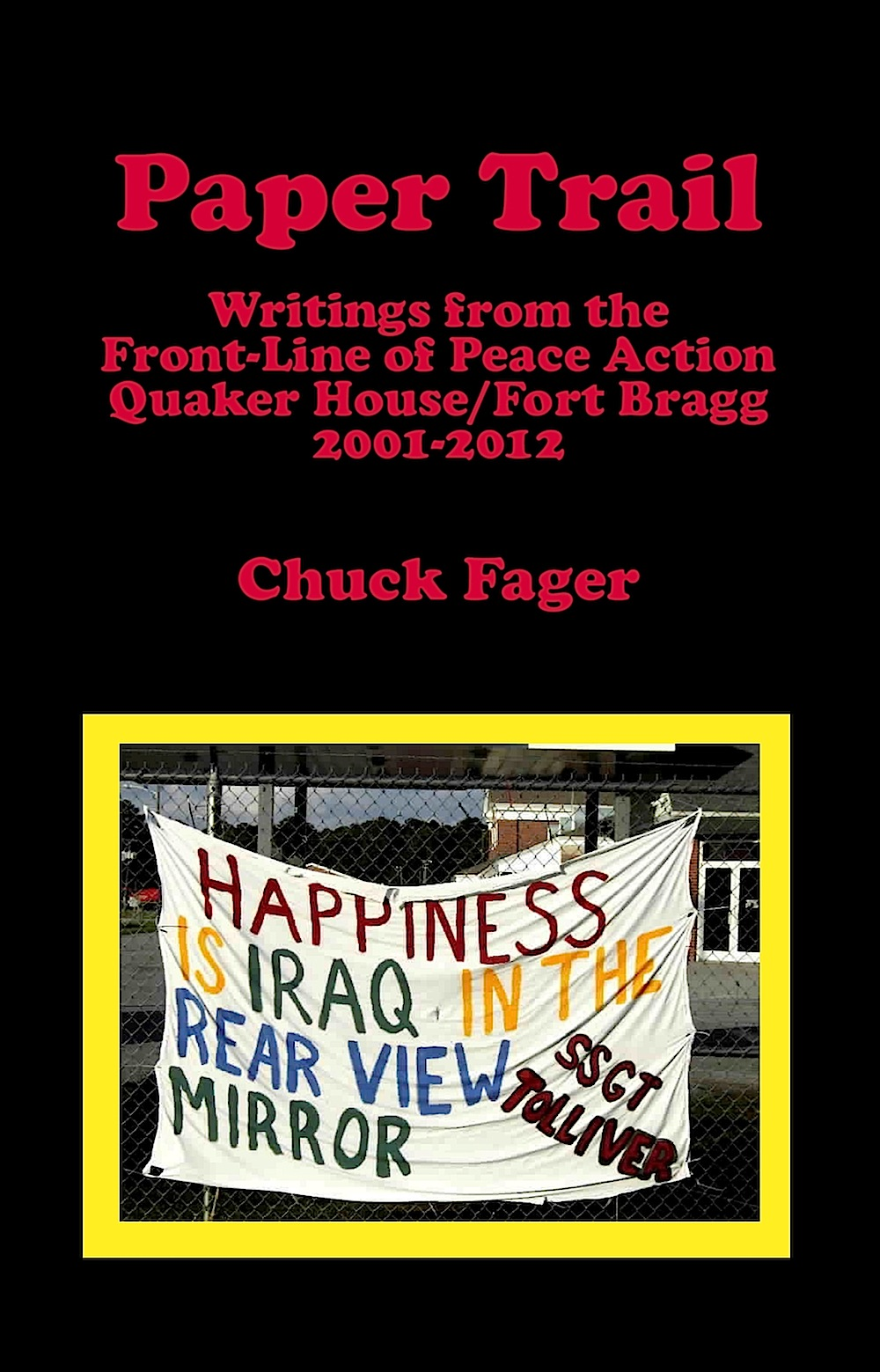 Paper Trail, by Chuck Fager, cover